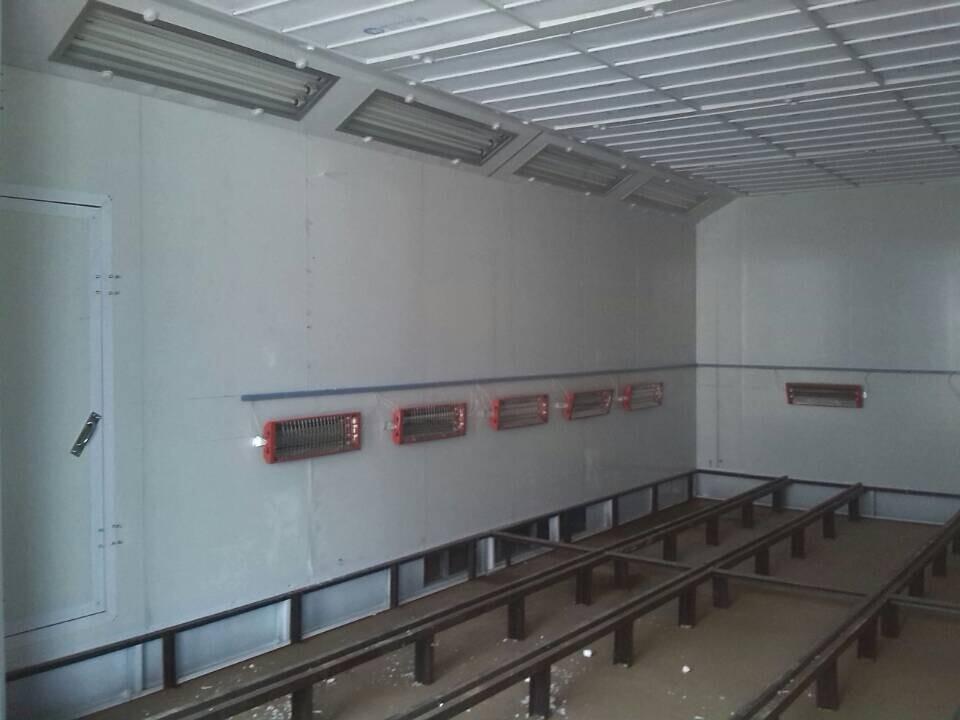 广西喷漆房专业供应商-环保喷漆房价格