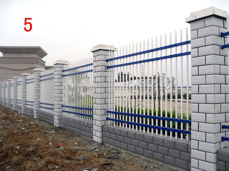 酒泉围墙栅栏-供应各种规格围墙栅栏