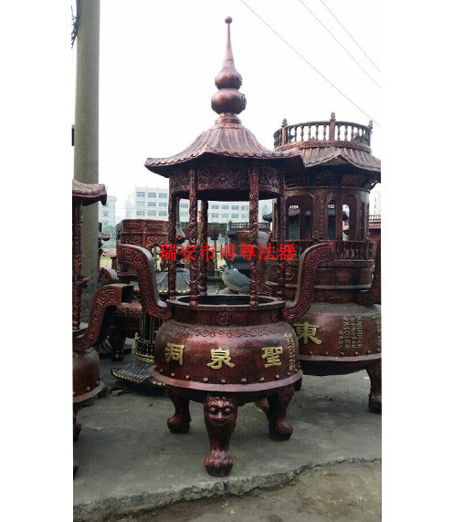 浙江精致的寺庙香炉供应 香炉价格