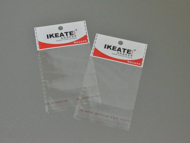 肇庆品质优良的五金包装袋推荐|彩印塑料PE袋
