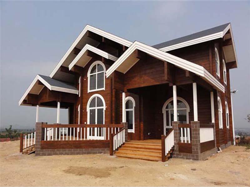 木屋价格_优惠的木屋富林木结构工程供应