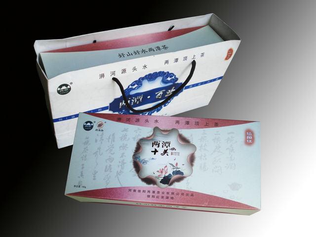 武汉茶叶包装盒设计,订做加工,印刷,物流服务