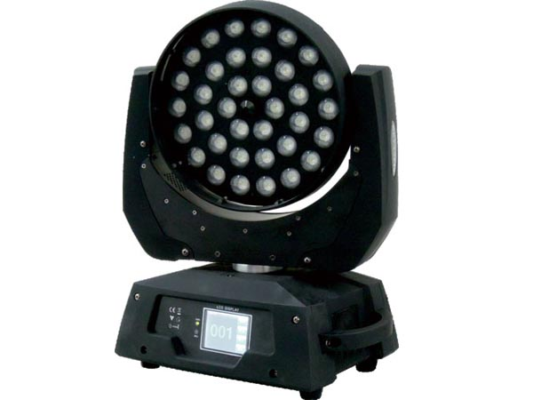 LED36颗10W调焦摇头灯就选雅歌电子,定西酒吧灯光设计