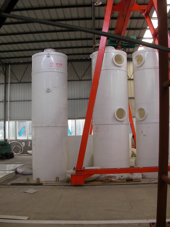 优惠的PP喷淋塔供销_达州塑料喷淋塔