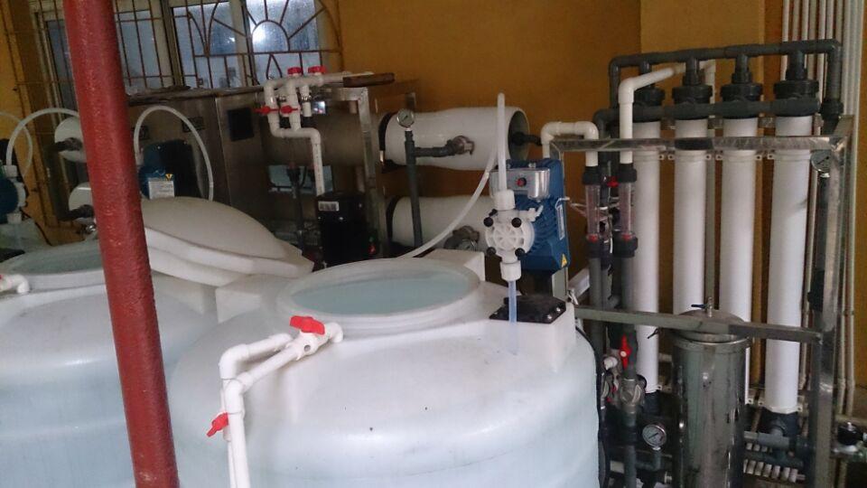 东莞哪里有供应专业的电镀废水处理成套设备:电镀废水处理技术及工程实例