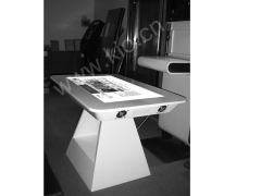 苏州凯士卡智能科技提供实用的触摸产品一体机:湖南大屏幕电子视板