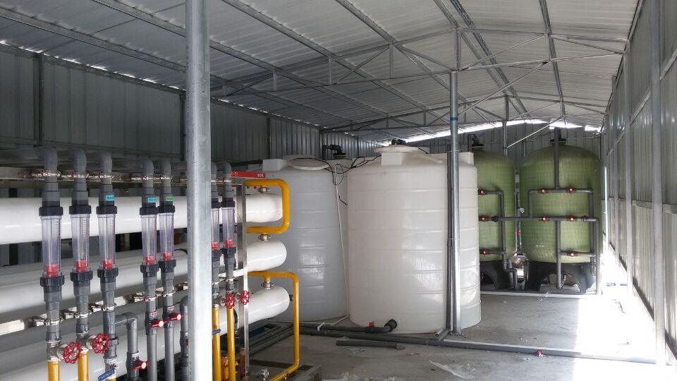 电镀废水回用及达标排放