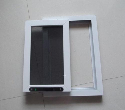 在哪能买到品质好的框中框纱窗 隐形纱窗在哪里