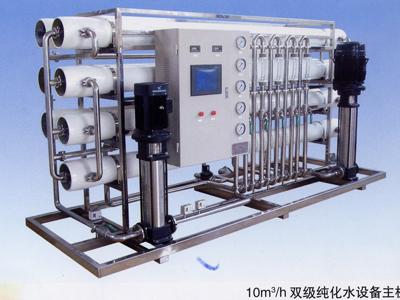 临夏工业水设备:供应甘肃上等反渗透净化水设备