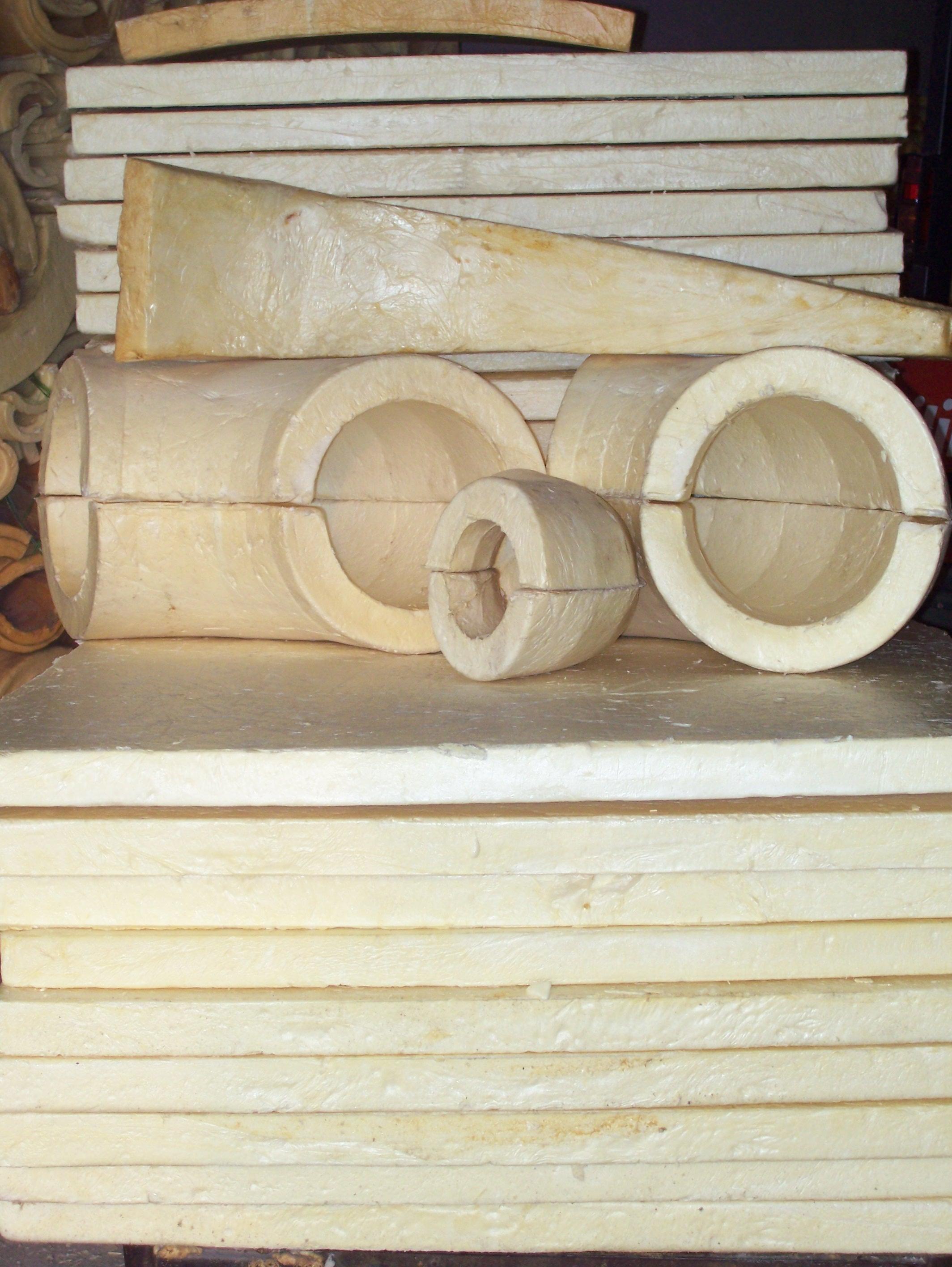管道保温阻燃聚氨酯管壳