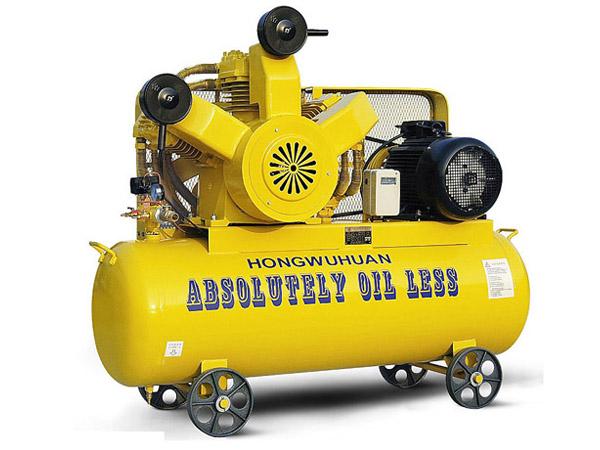 海南全无油润滑往复式空气空压机