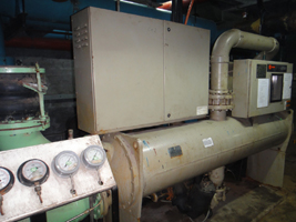 回收制冷产品|溴化锂制冷|螺杆式制冷|无锡制冷设备调剂商韩工