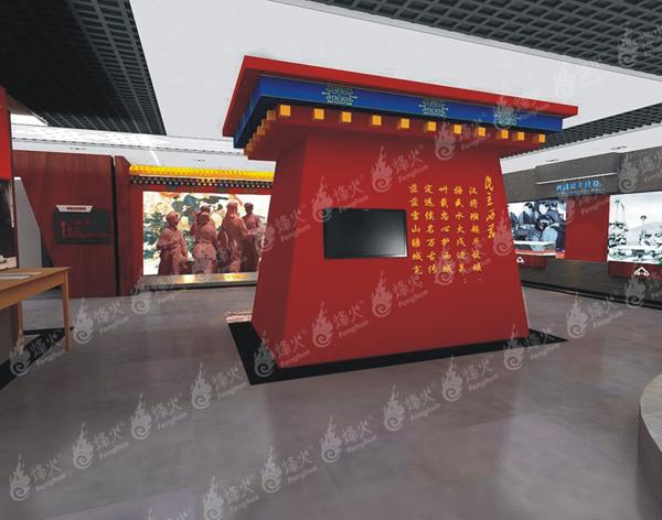 部队军营文化、警营文化策划设计装饰装修 成都烽火