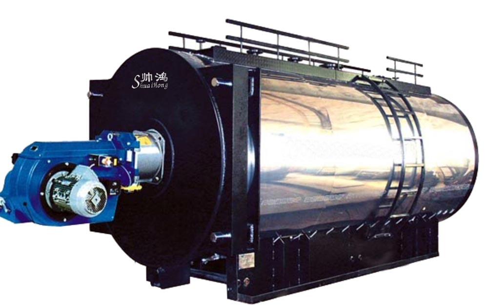 西宁专业的燃气湿背三回程热水锅炉_厂家直销,智能的锅炉