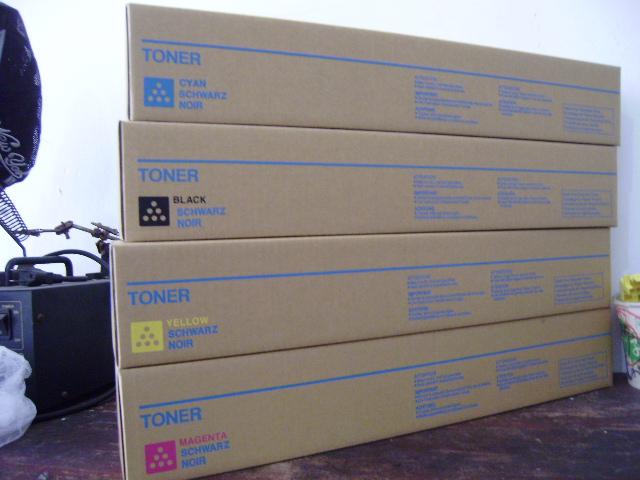 柯尼卡美能达C221/221S/281彩色复印机碳粉 高容