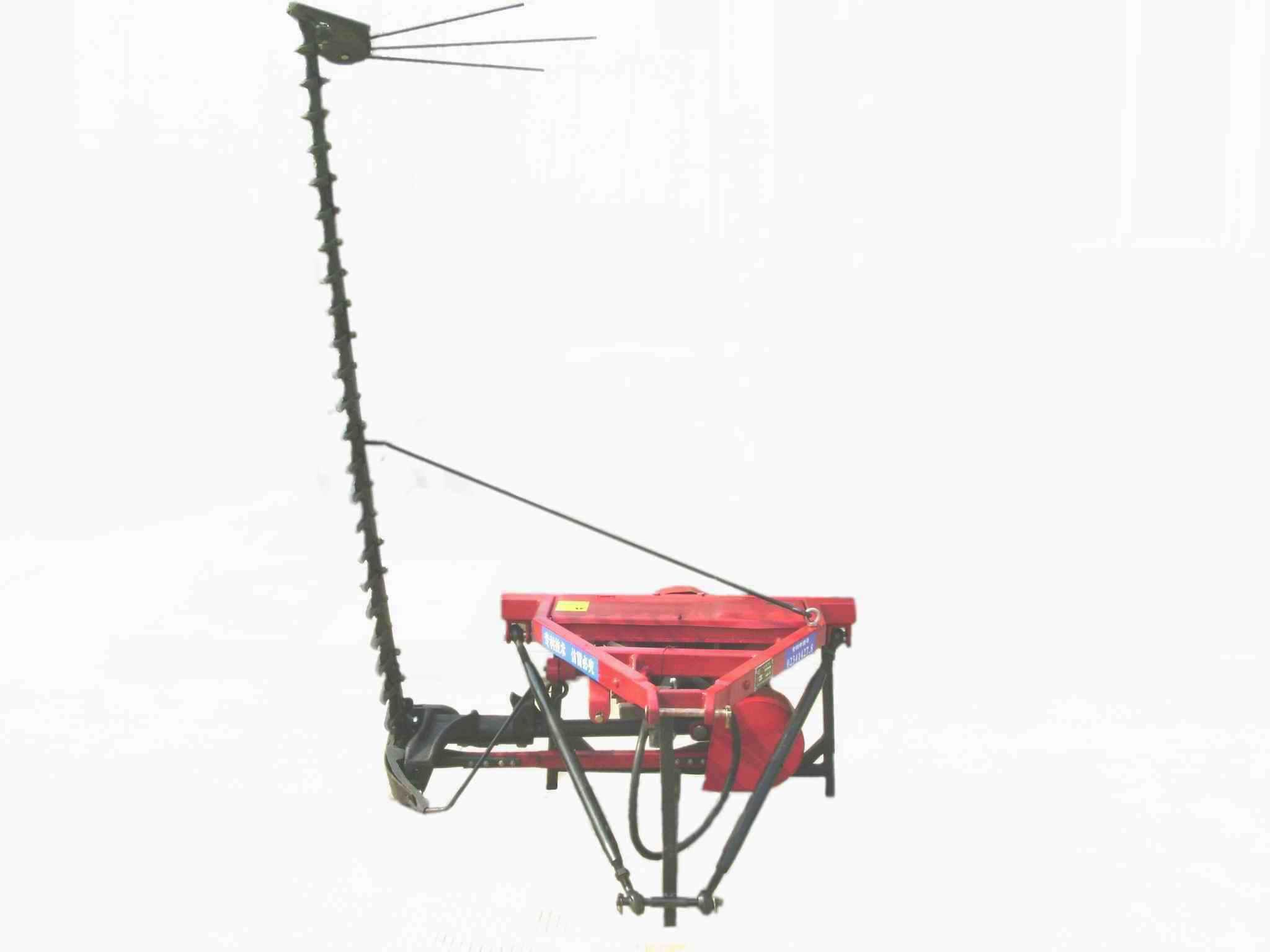 半悬挂往复式割草机
