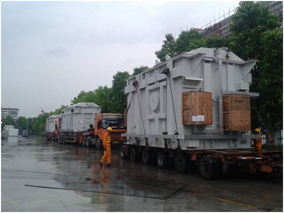 服务可靠的明通大件运输推荐|清远广州大件运输