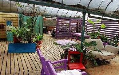 太行园林建设供应专业的尾顶花园建设 |青岛尾顶花园建设公司