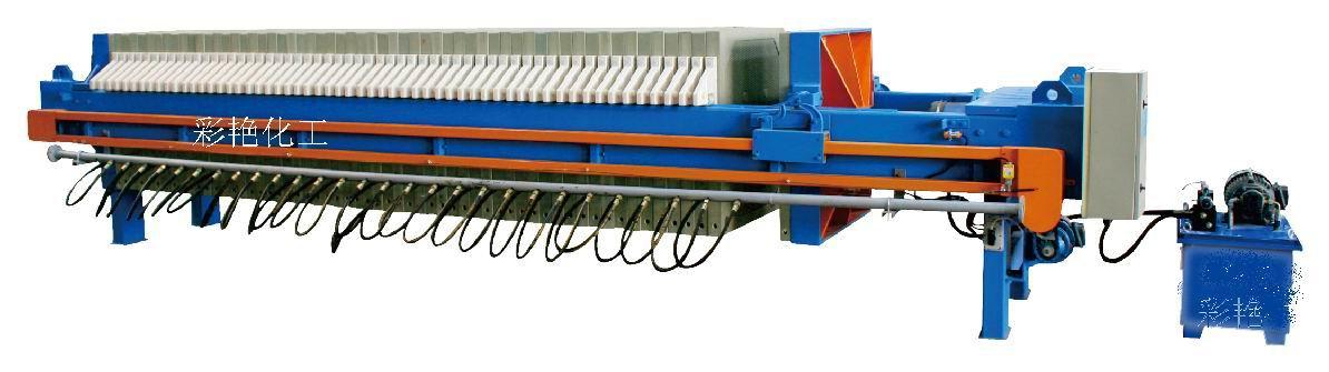 铝石矿压滤机