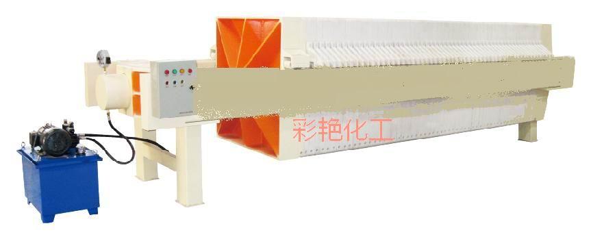 锌矿压滤机