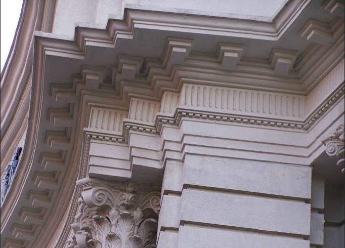 檐线、欧式构件、外墙构件、grc构件