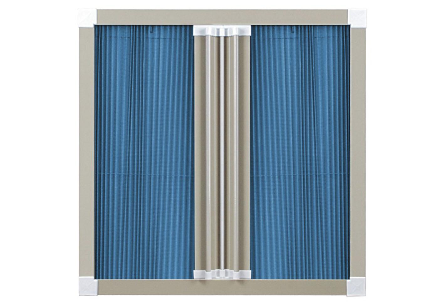 广西折叠窗纱 折叠窗纱厂家