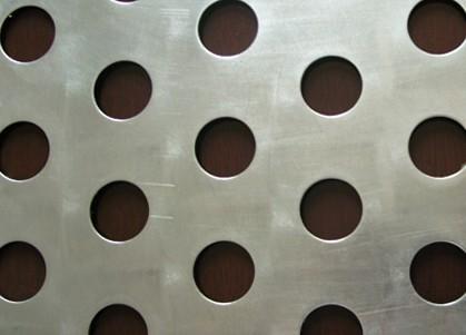 现货供应 不锈钢圆孔冲孔网 镀锌装饰冲孔网 防腐防锈