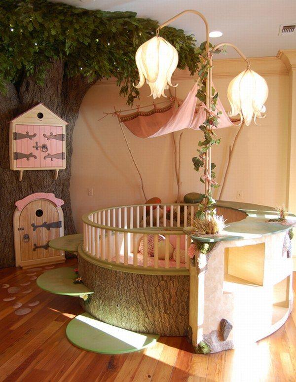 熊孩子也要有个窝心房【宜家装饰】分享儿童房案例赏析