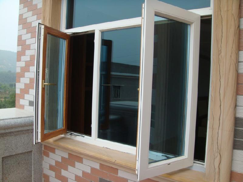 烟台铝塑门窗定制、安装
