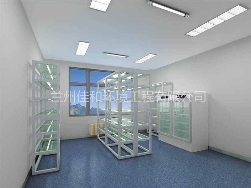 海南洁净实验室-佳和环境工程供应可信赖的炼苗室