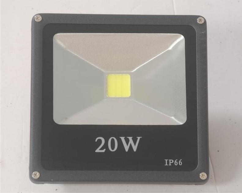 新启发 LED投光灯/射灯 户外室外防水广告灯 20W