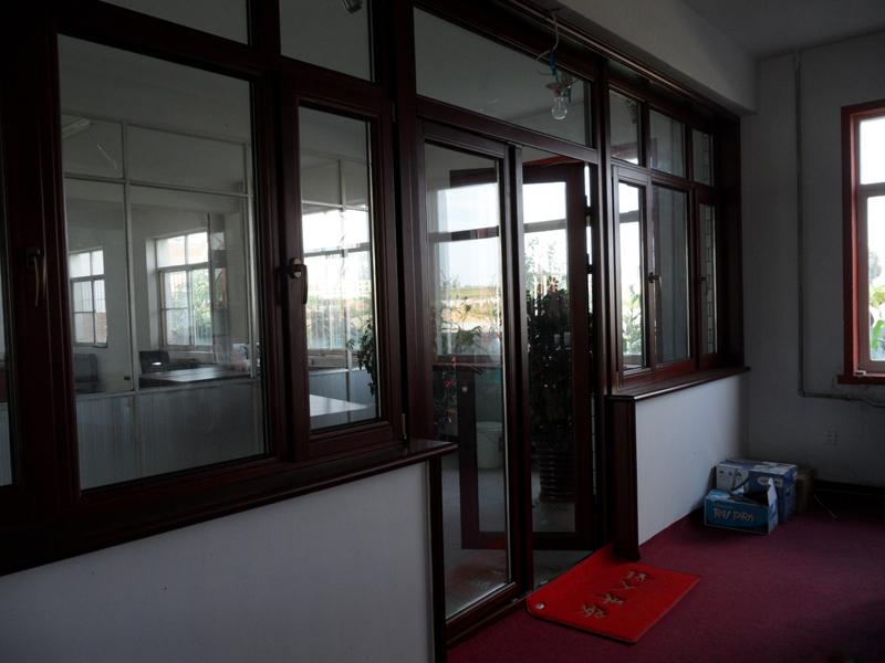 烟台高档铝包木门窗
