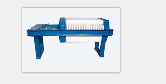 铅锌矿压滤机