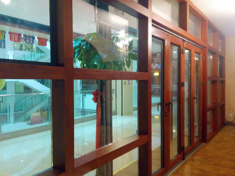 烟台高档铝木复合门窗