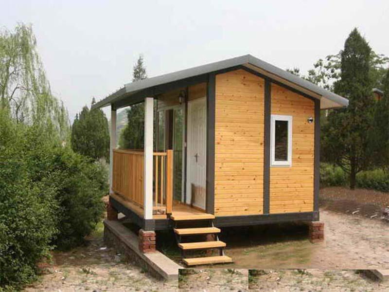 旅游度假村木屋