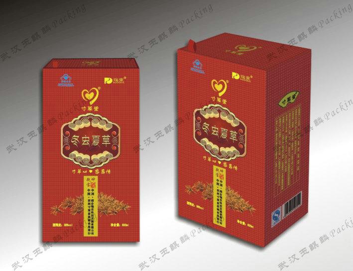 玉麒麟包装专业提供优质的酒盒设计 随州酒盒包装设计