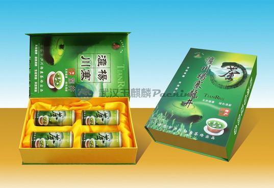 玉麒麟包装为您提供优质的茶叶盒包装-武汉茶叶包装盒