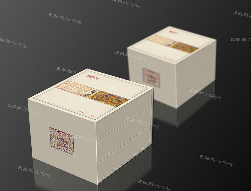 玉麒麟包装供应同行中出色的月饼包装盒-蛋糕盒