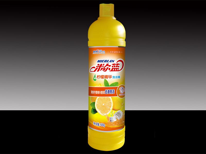 滨州价位合理的洗洁精推荐|米尔蓝洗洁精