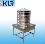 节能简易蒸台箱高温环保节能蒸饭台箱