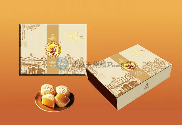 玉麒麟包装供应同行中实惠的月饼包装盒-黄州月饼礼盒