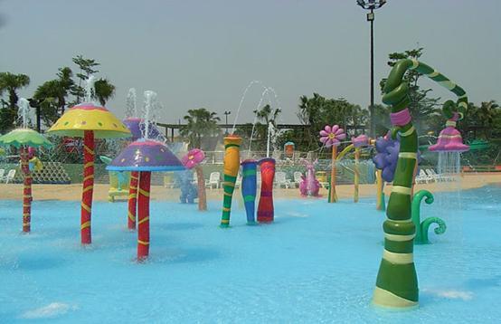 趣味喷泉/乐趣喷泉/泳池喷泉设计施工