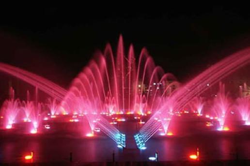 音乐喷泉|武汉资深的水景设计哪里有提供