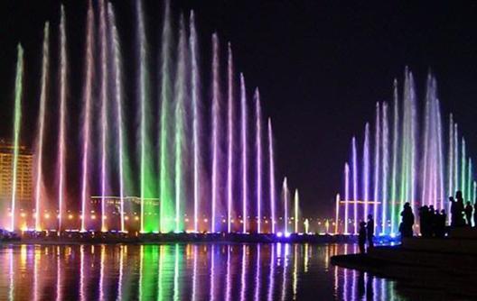 想找服务周到的喷泉设计,就来武汉沃特-跑泉