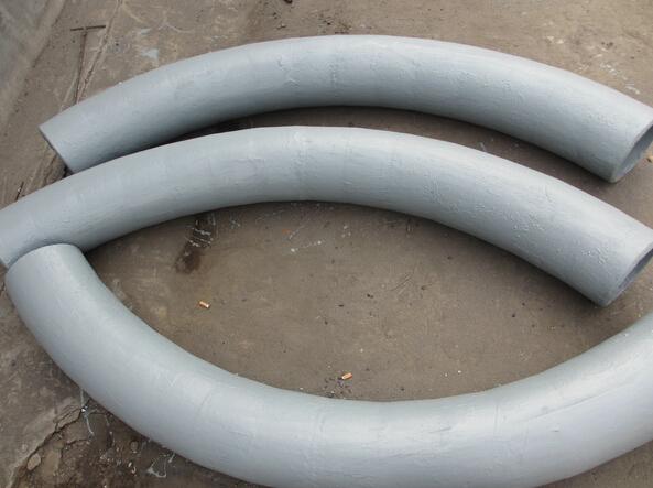 稀土合金钢耐磨铸造管