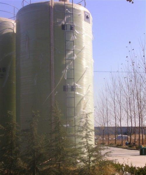 贵港玻璃钢罐|[北海跃达]玻璃钢储罐质量稳定