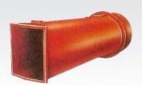 燃烧器煤粉喷管