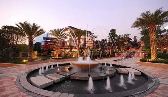 武汉优良的水景设计公司-音乐喷泉设计