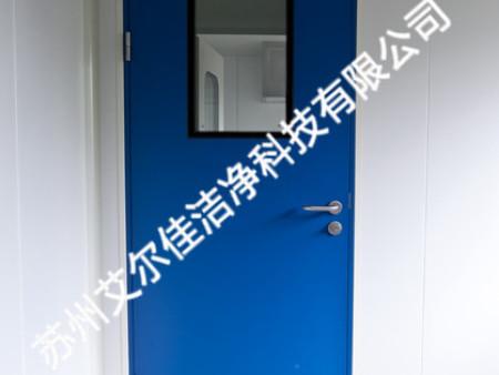 钢质淨化門