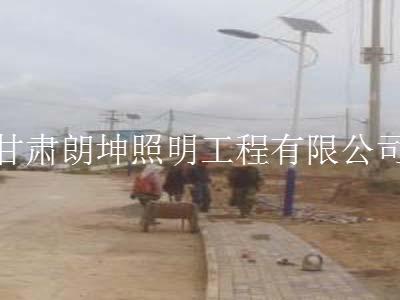 黄南太阳能路灯厂家_甘肃朗坤照明高性价太阳能路灯_你的理想选择
